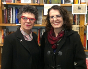 Marion May Campbell and Tracy Ryan