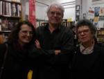 Tracy Ryan, John Kinsella and Marion Campbell